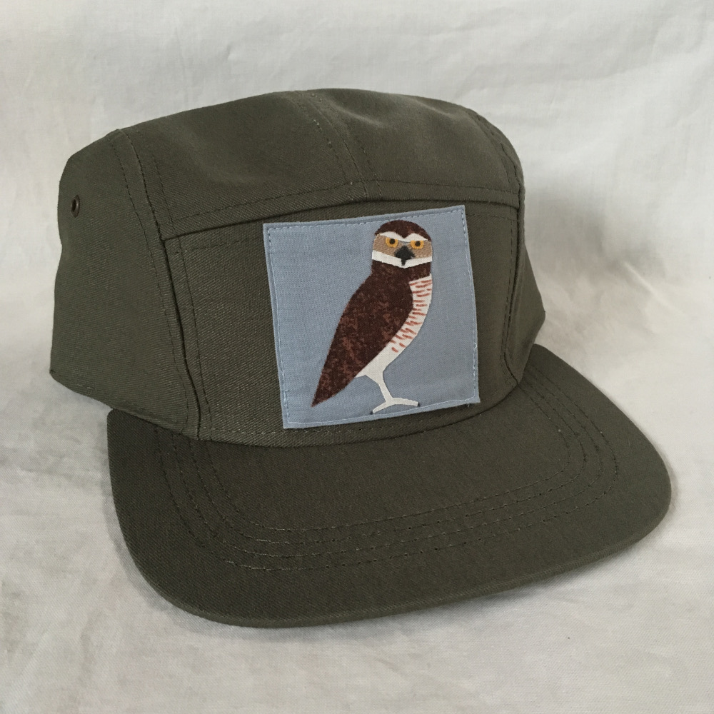 Burrowing Owl Camper