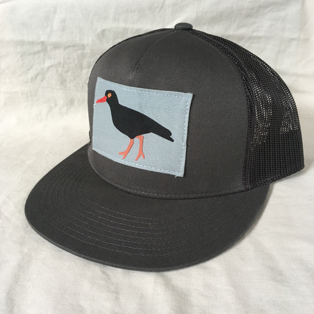 Oystercatcher Trucker