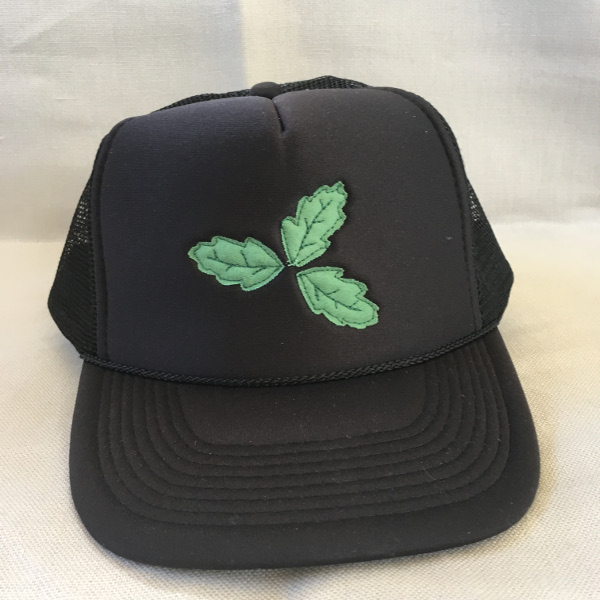 Poison Oak Trucker